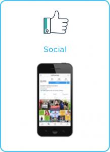 Franchise Canada Sponsored Social Media Icon
