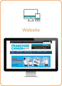 Franchise Canada Website Icon