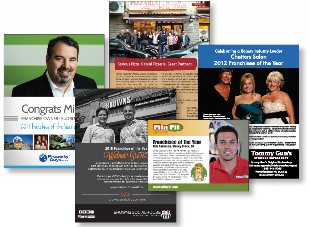Franchisee of the Year Images