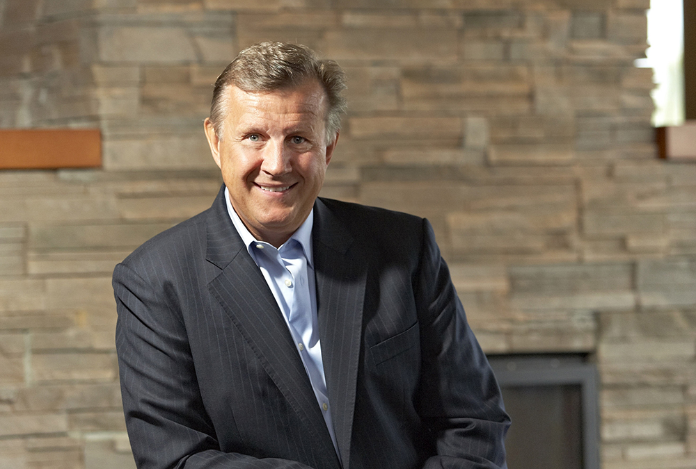 Photo of Warren Erhart, President & CEO of White Spot