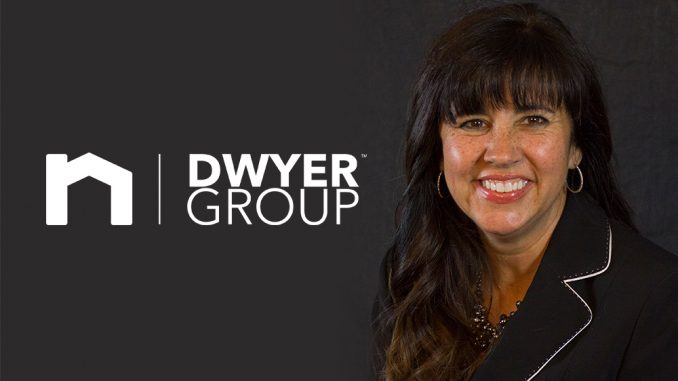 Photo of The Dwyer Group COO Mary Kennedy Thompson