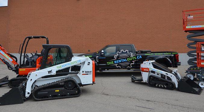 Photo of TheRentalGuys.ca rental equipment