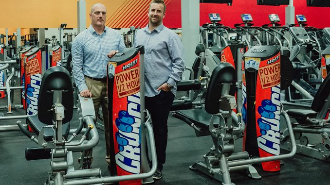 Featured Franchise: CRUNCH Fitness