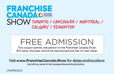 Free Stuff - Franchise Canada