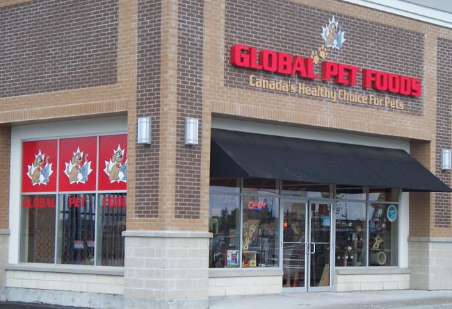 Global Pet Foods large banner