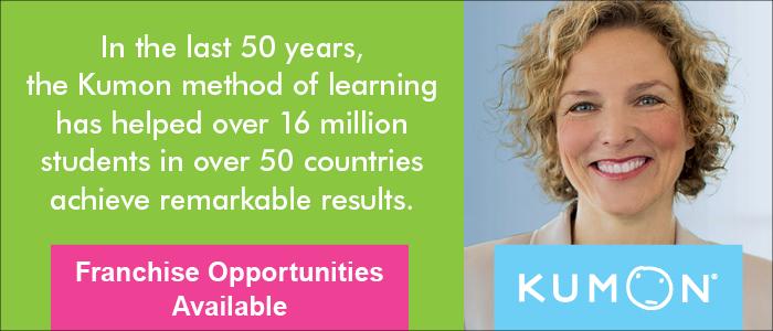 Kumon Math & Reading Centres Advertisement