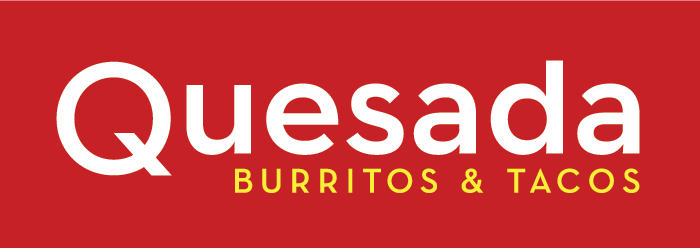 Quesada Burritos Tacos large banner
