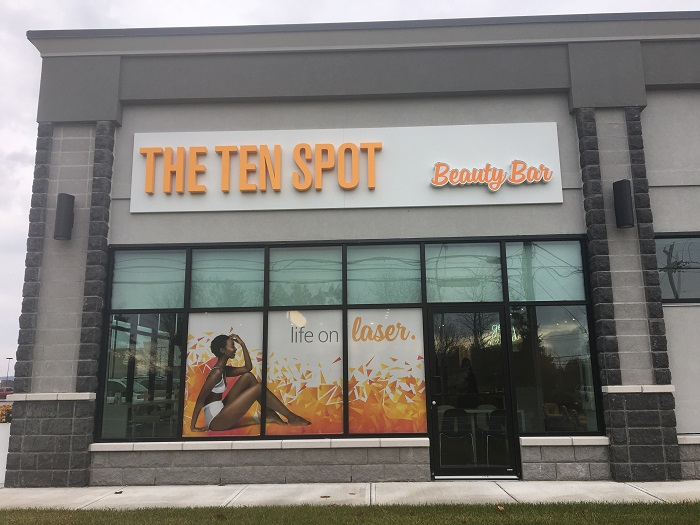 The Ten Spot large banner