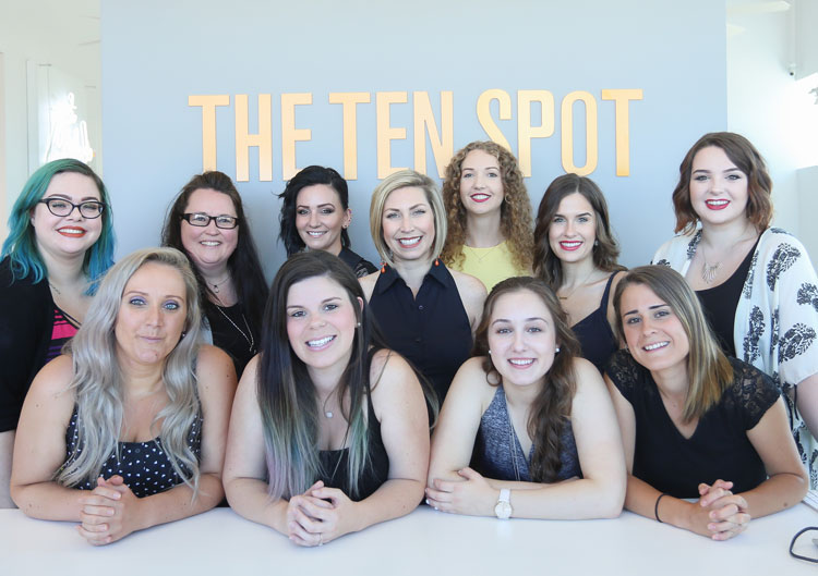The Ten Spot group image 3