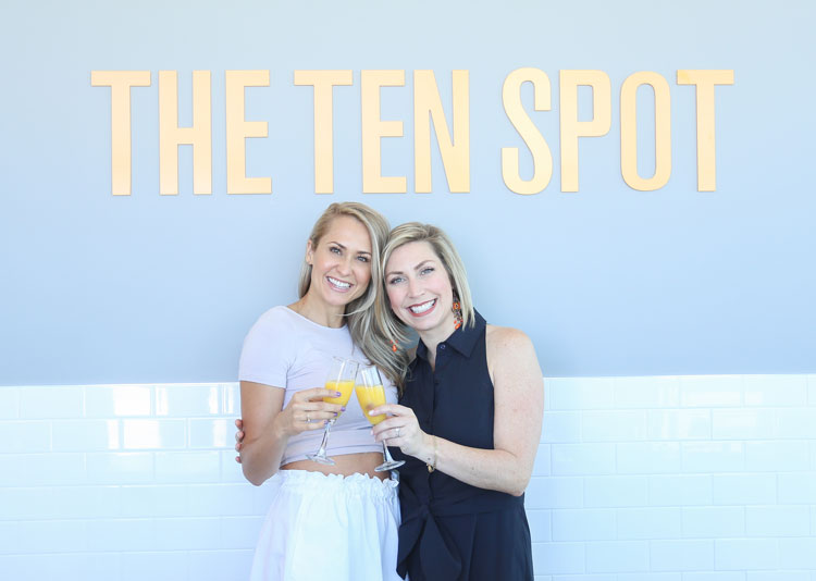The Ten Spot group image 4
