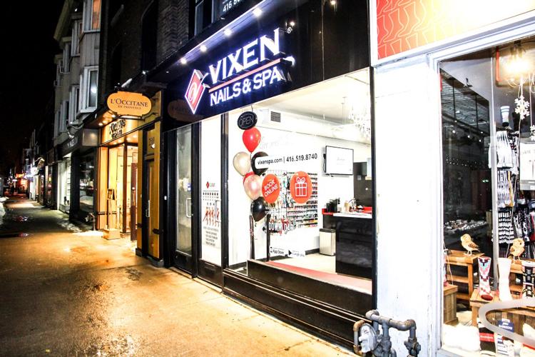 Vixen Nails & Spa front image