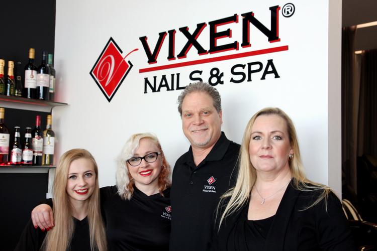 Vixen Nails & Spa group image