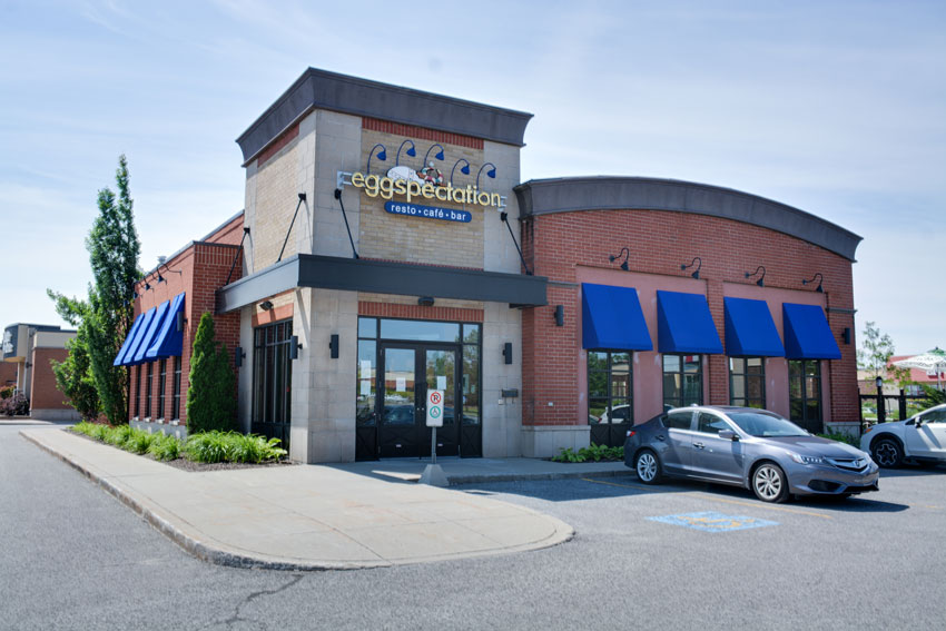 Restaurants Eggspectation Canada image