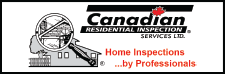 MVP Participant - CANADIAN RESIDENTIAL INSPECTION