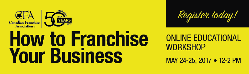 How to Franchise Your Business Workshop