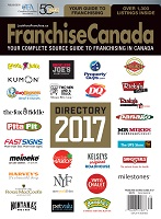 FranchiseCanada 2016 Directory cover image