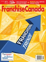 FranchiseCanada Magazine - May/June 2016 issue cover