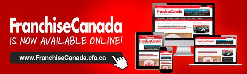 FranchiseCanada Magazine Online