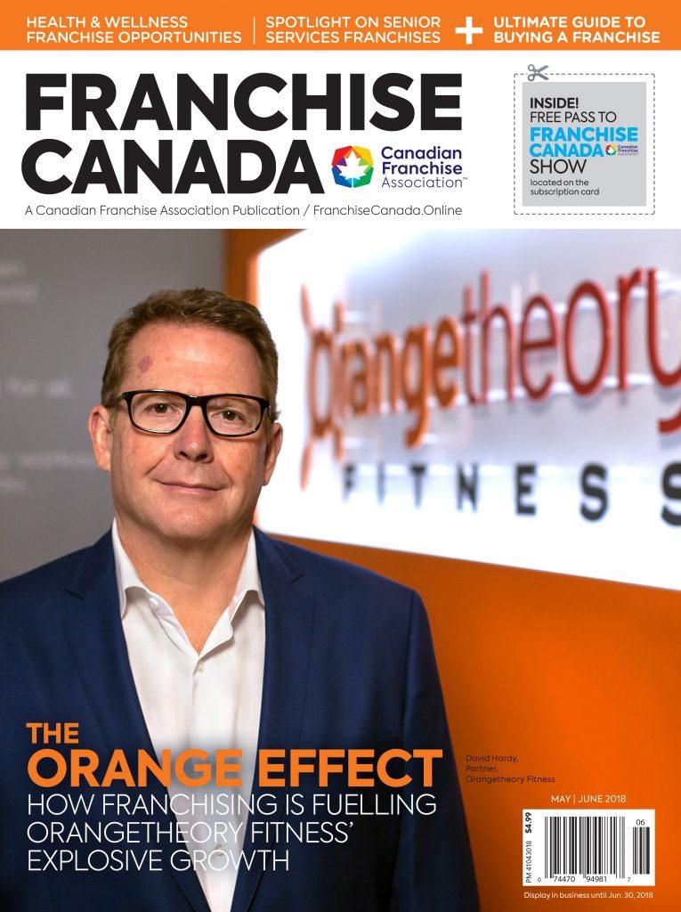 franchise canada magazine