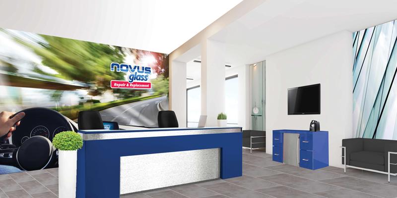 NOVUS Glass large banner
