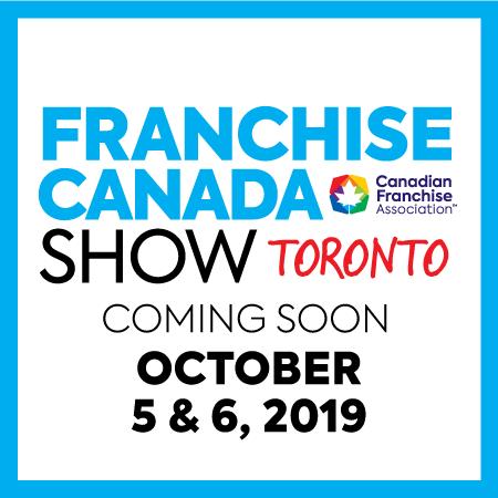 Franchise Canada Show Toronto Fall