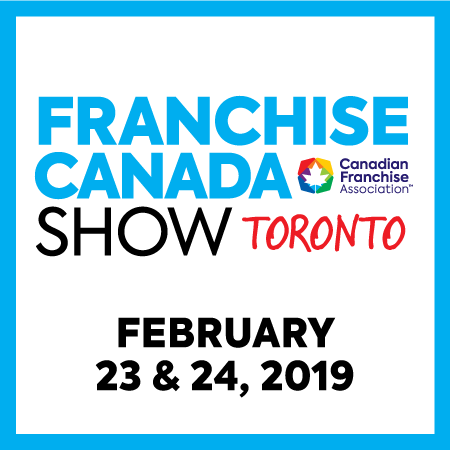 Franchise Canada Show Toronto Winter