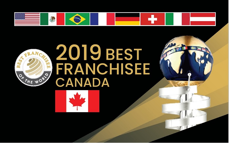 Best Franchisee of the World Canada Cover Image