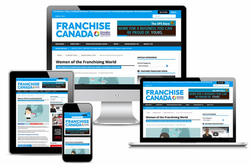 Franchise Canada Online