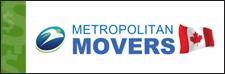 Metropolitan Movers Logo