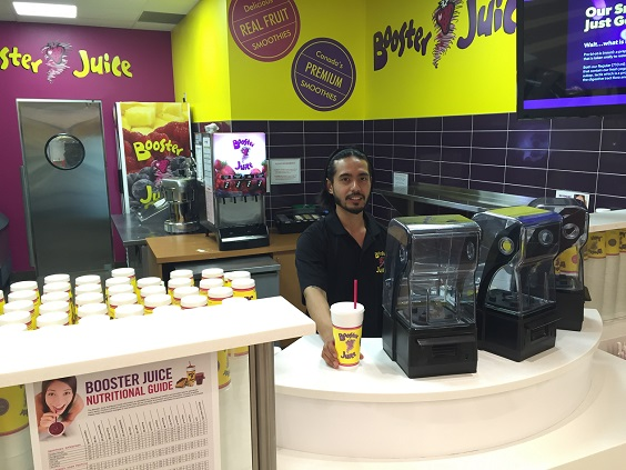 boost juice franchise In 2009, ismail and tiernan purchased the master franchise for boost juice  australia for malaysia and singapore since then, the franchise has.
